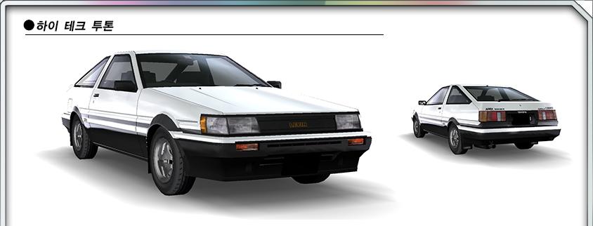 COROLLA LEVIN GT-APEX [AE86]