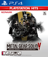 METAL GEAR SOLID V:<br>TDE PLAYSTATION HITS